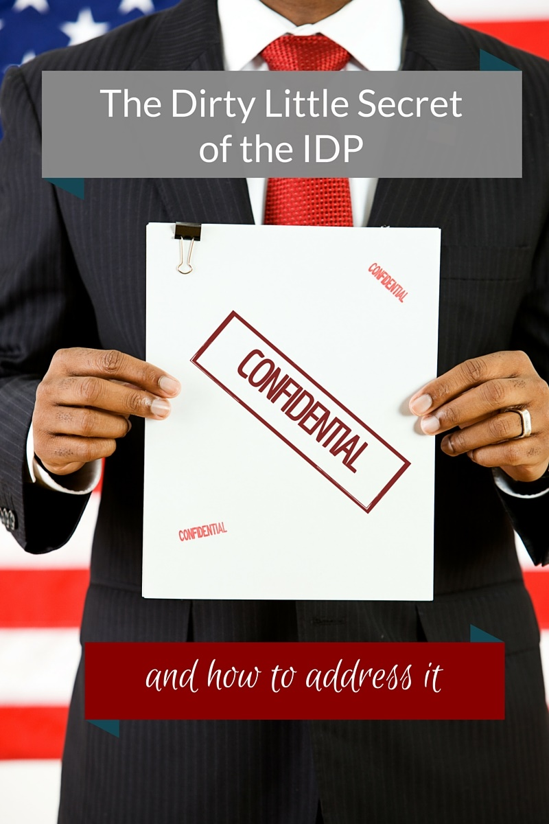 secret of IDP