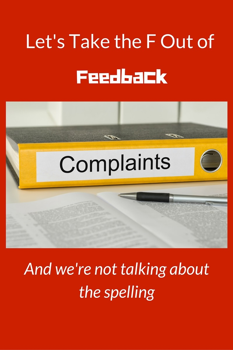 feedback is not performance management